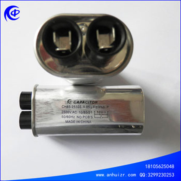 Ch85 Microwave Oven Capacitor Ac High Voltage Oil