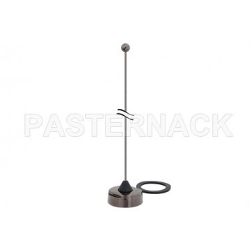 mobile antenna field turnable quarter wave nmo mount mhz unit